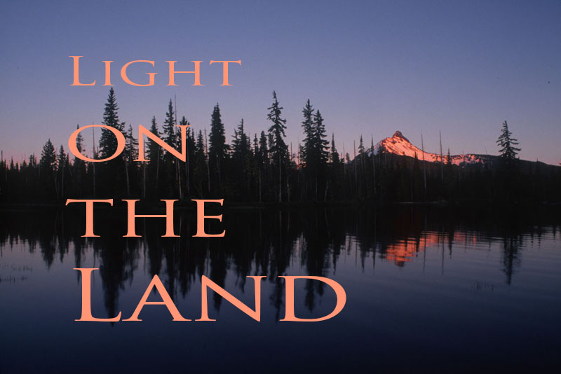 light on the land